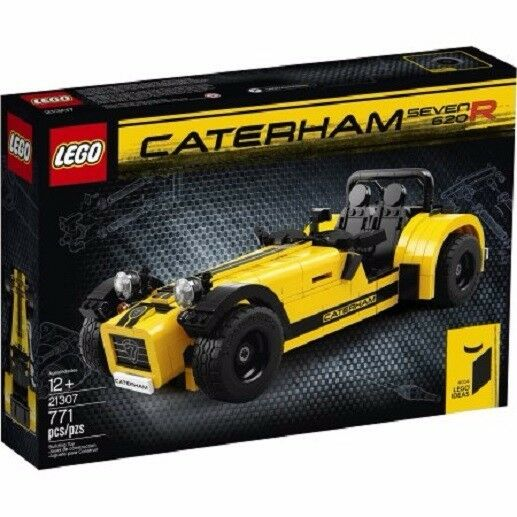 LEGO Ideas Caterham Caterham Caterham Seven 620R Age 12 and up 770 Pieces e3e07d