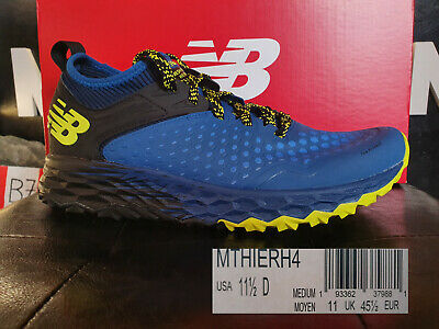 New Balance Hierro v4 Blu trail running uomo EU45,5 USA11,5 n.436 | eBay