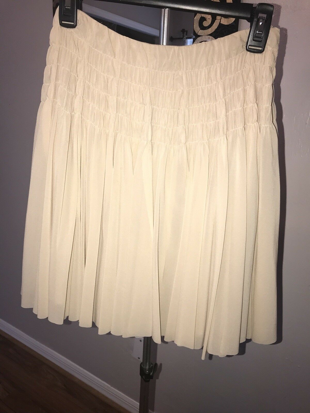 TSE Silk Skirt Size S