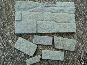 25-sq-Ins-Rough-Faced-Grey-Stone-Miniature-Facing-Slips