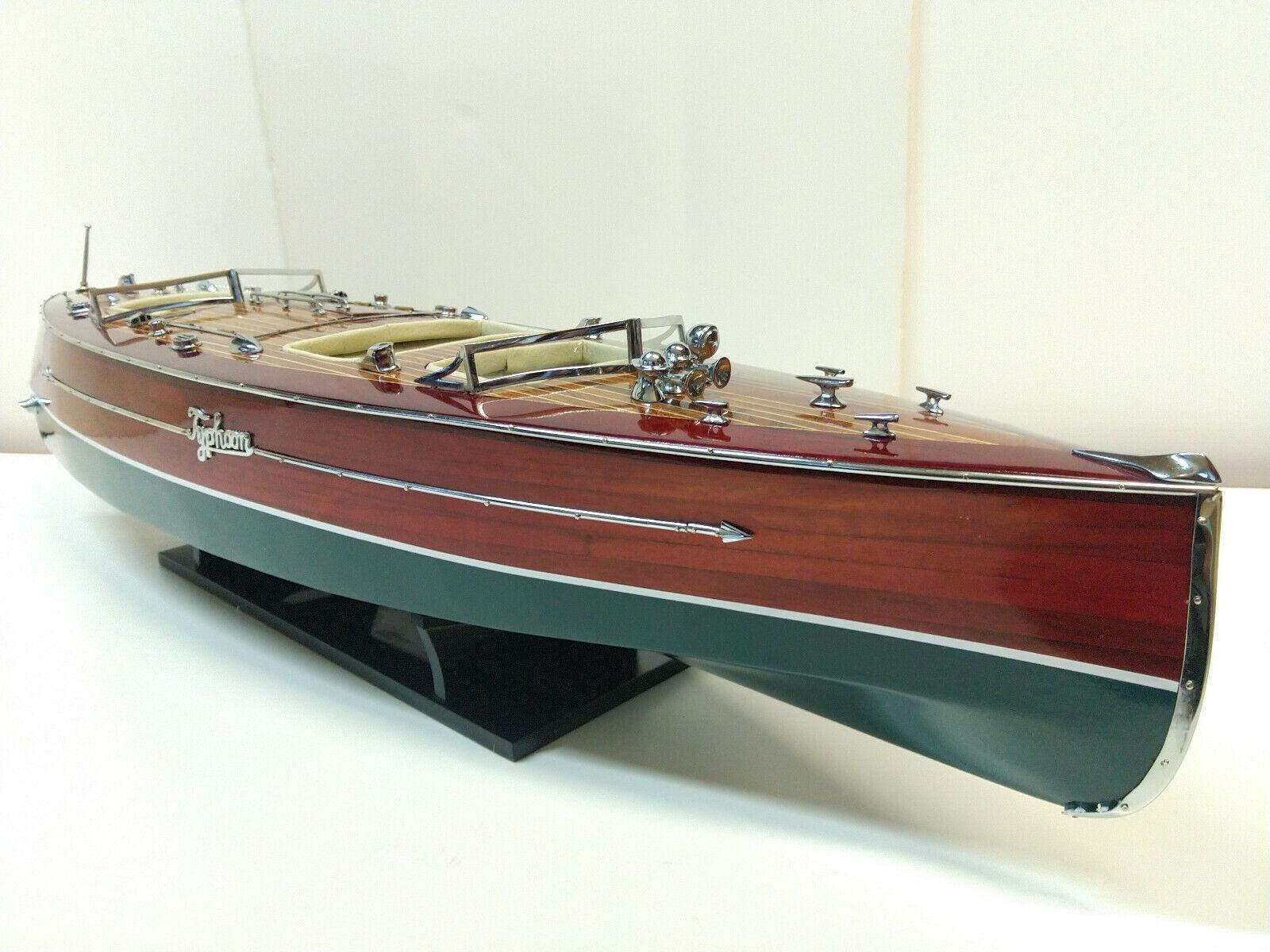 Riva Riva - bateau bois Typhoon - 86 cm