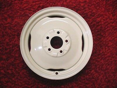 One New Allis Chalmers  Front Tractor Tire Wheel Rim 3x15 5 hole