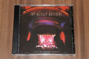 The-Neville-Brothers-Live-On-Planet-Earth-1994-CD-540-225-2