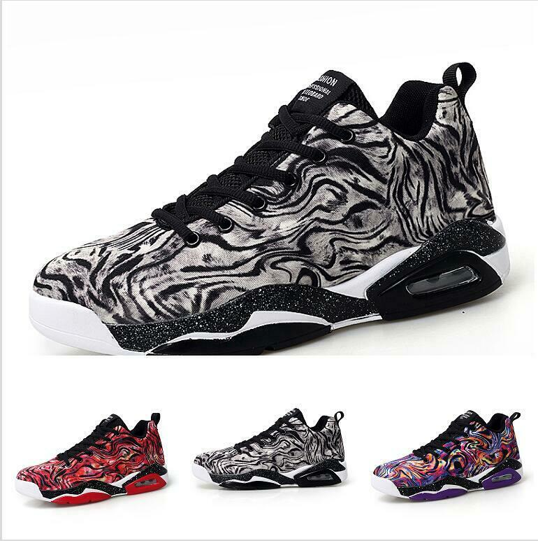 Men's Fashion Comfort Leisure Spring Basketball Sneaker Sport Athletic shoes New