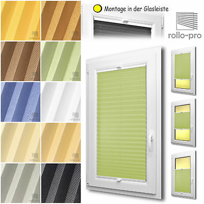 Window Treatments & Hardware Plissee Nach Maß Faltrollo Faltstore ►sina ►alu-schiene Weiß Rollos Plissees Strong Packing Curtains, Drapes & Valances