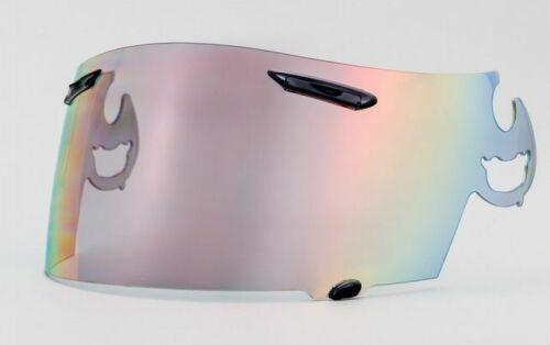 Arai Visor shield SAI RED smoke mirror RX-7 RR5 Corsair-V RX7 gp quantum vector