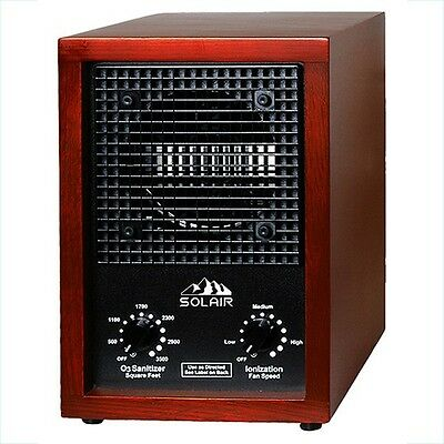 Solair 3500 Pro 6 Stage Whole House Air Purifier And