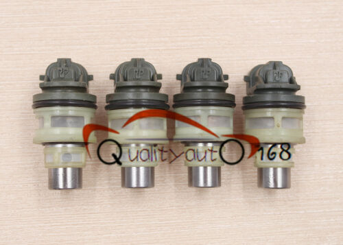 4pcs Fuel Injectors 17100435 For Chevy Buick Pointiac GMC Isuzu Oldsmobile 2.2L