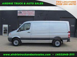 2011 Mercedes-Benz Sprinter 2500 Bluetec Cargo Van!! V6 Diesel!!