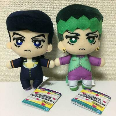 JoJo/'s Bizarre Adventure Tomonui Plush Doll Mascot Rohan Kishibe Banpresto Japan
