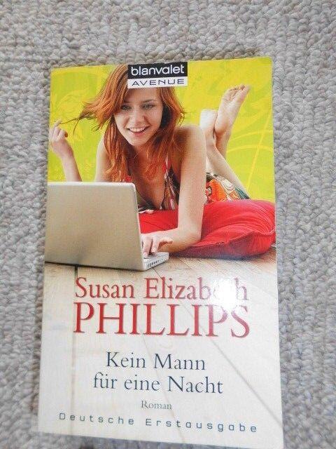Kein Mann für eine Nacht - Susan Elizabeth Philipps Taschenbuch
