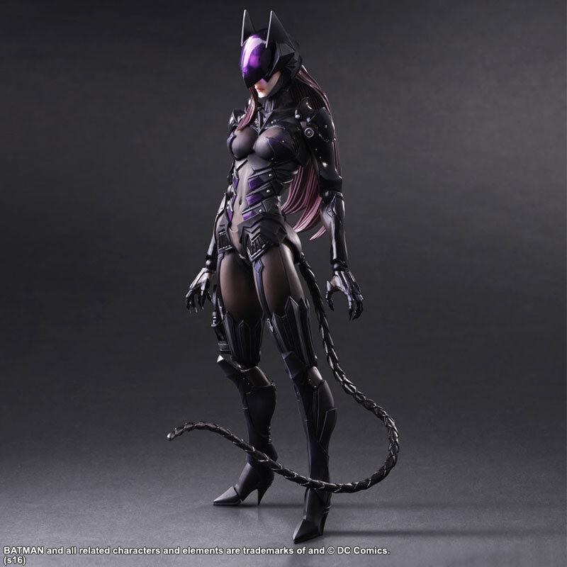 DC Comics - Catwoman Tetsuya Nomura Play Arts Kai Action Figure (Square Enix)