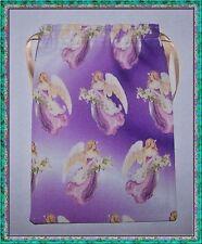 ANGELO Viola TAROCCHI borsa ideale per la maggior parte Fata Angel & Wicca Tarocchi