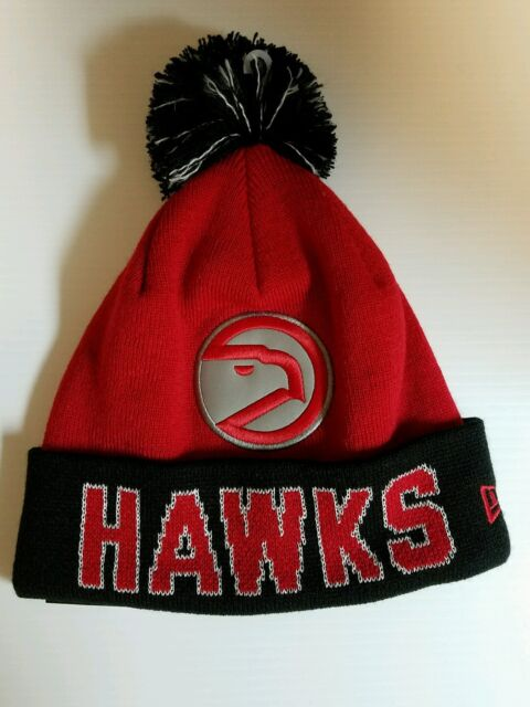 official photos 032ce da986 Atlanta Hawks New Era NBA Hardwood Court Big Reflective Knit