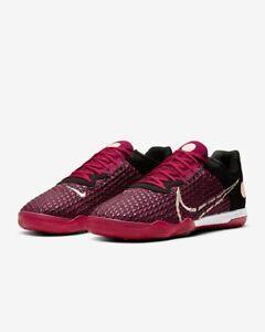 Details about Nike React Gato Size 10 CT0550-608 Indoor Elite Futsal Shoe