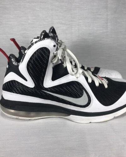 Nike Lebron 9 Shoes Scarface Size 9