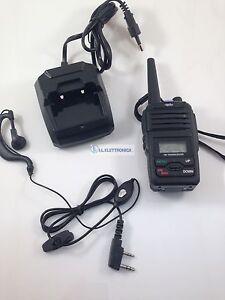 COMTRAK PMR 446 Salut-Qualité 199ch,Batt.lion + Chargeur de Batterie - Auric /