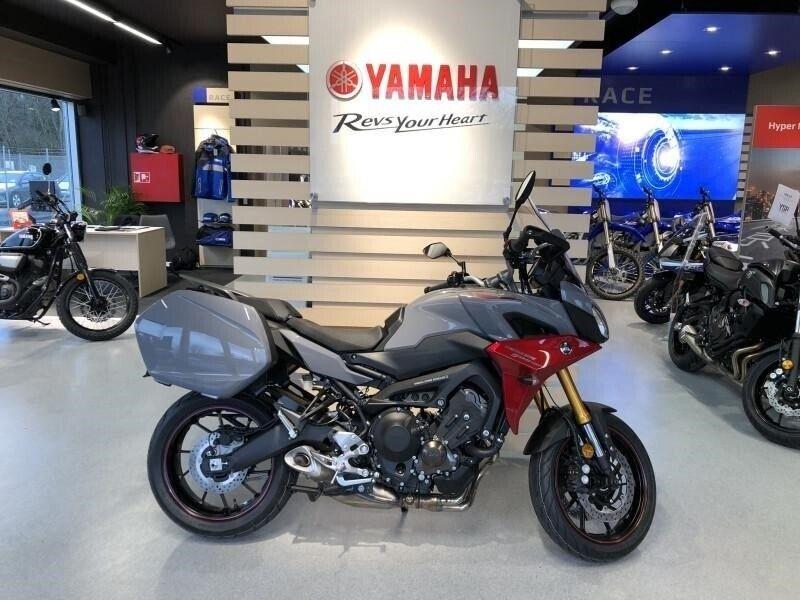 Yamaha, Tracer 900 GT, ccm 847