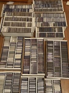 BLOWOUT! Sports Trading Cards Collection Blowout Deal Lot RC Stars Hall of Famer