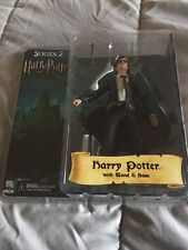 NECA Harry Potter & the Order of the Phoenix Series 2 Harry Potter W/wand & base