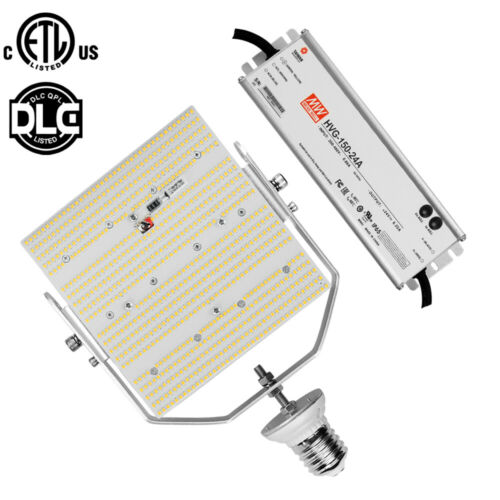 347V 480V 150W LED retrofit kits 400W MH Floodlight cobra head E39 mogul 5000K