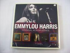 EMMYLOU HARRIS - ORIGINAL ALBUM SERIES - 5CD BOXSET NEW SEALED 2010