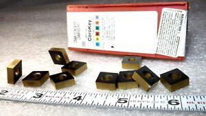 10 Sandvik CNMA 433-KR 3025 CNMA 12 04 12-KR 3025 CNMA 120412-KR 3025 inserts