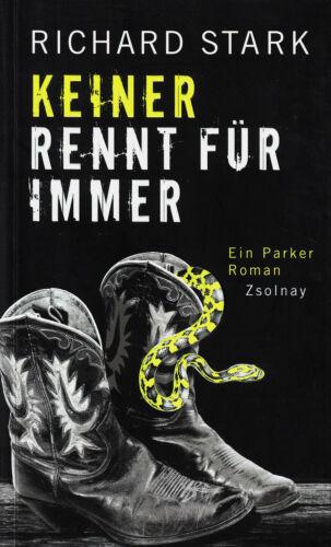1 von 1 - *- KEINER rennt für IMMER - ein PARKER Roman - Richard STARK  tb  (2009)