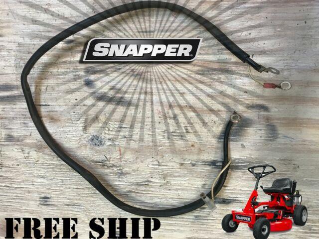 snapper mower wiring harness snapper rear engine riding mower starter wire wiring harness  snapper rear engine riding mower