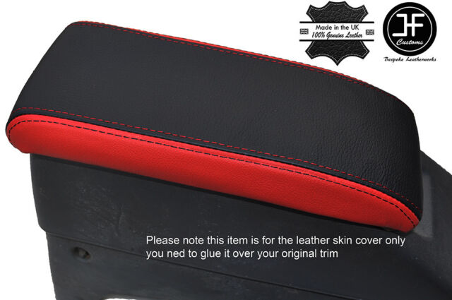 FITS HONDA CIVIC/&TYPE R 96-00 BLACK ARM REST COVER BLACK ST