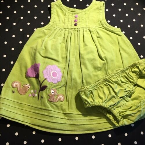 Gymboree dress EUC Baby Butterfly 3-6 6-12 12-18 18-24 2T 3 4 5 choice lines