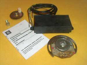 Trabi-Trabant-Komplette-Elektronische-Zuendung-EBZA-12V-Original-DDR-TOP-Zustand