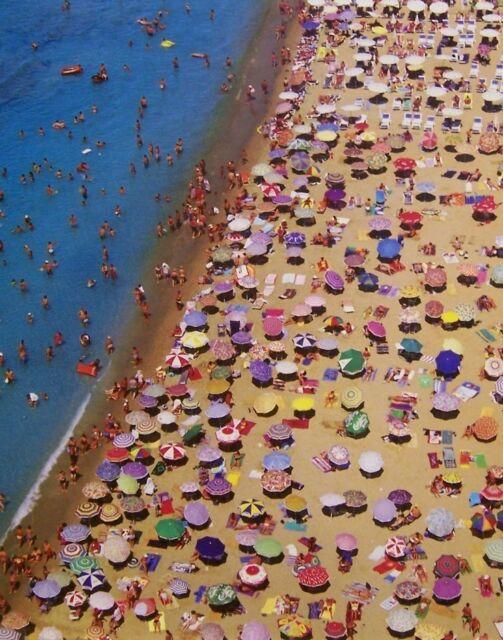 Jigsaw puzzle Landscape Benidorm Costa Blanca Beach Alicante Spain 1000 pc NIB
