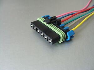 88 92 camaro firebird windshield wiper motor wiring harness image is loading 88 92 camaro firebird windshield wiper motor wiring