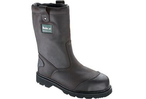 Bobcat Thinsulate Lined Rigger Safety Boots With Midsole S3