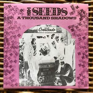 THE-SEEDS-A-Thousand-Shadows-promo-7-034-45-giri-vinyl-Red-Ronnie