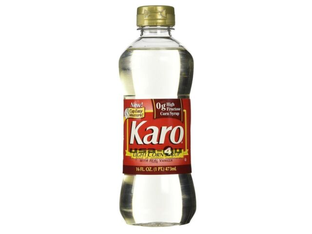 Karo Light Corn Syrup With Real Vanilla 473ml
