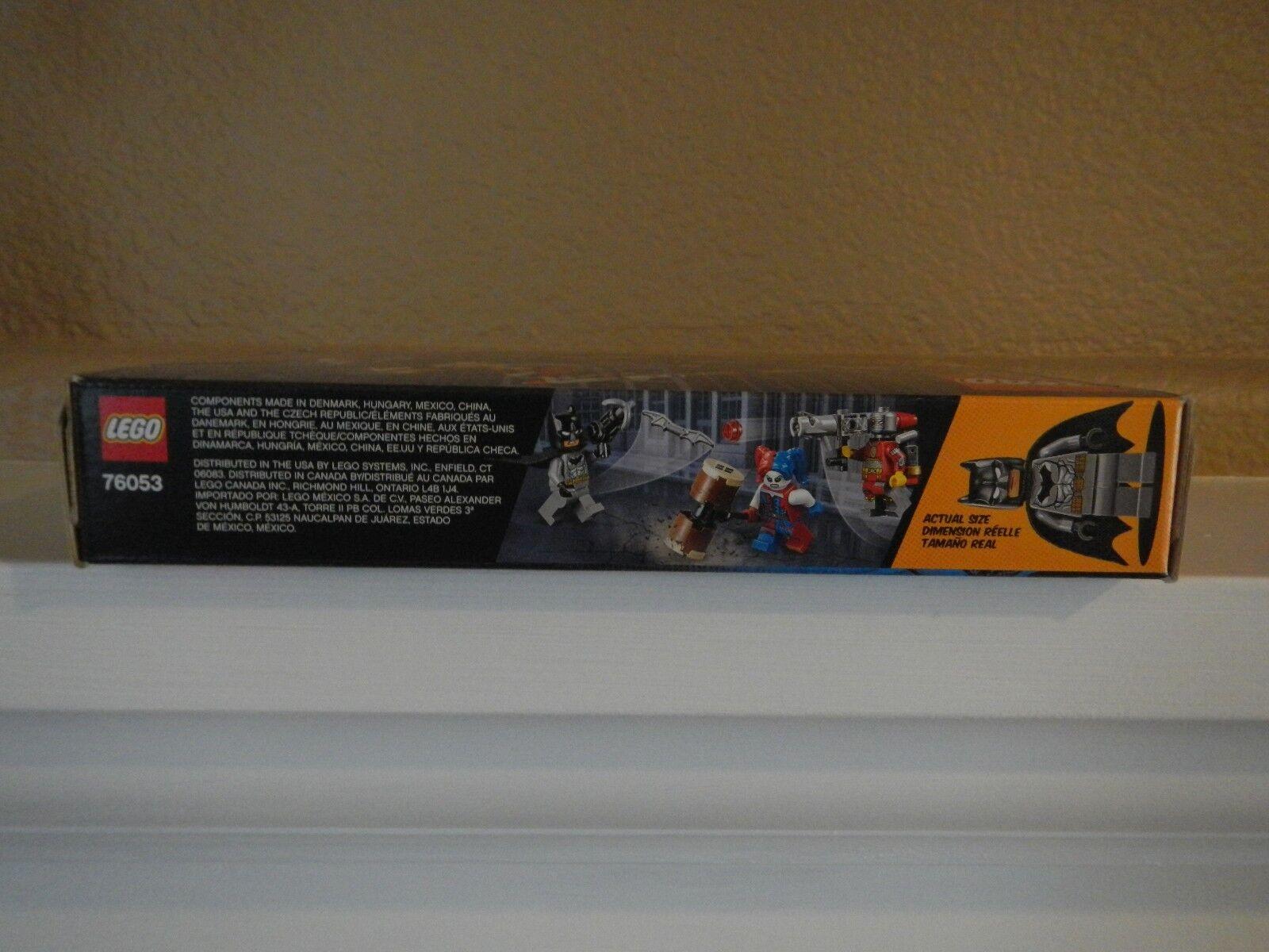 LEGO -NIB DC Comics Super Heroes Batman Gotham City City City Cycle Chase 12742d