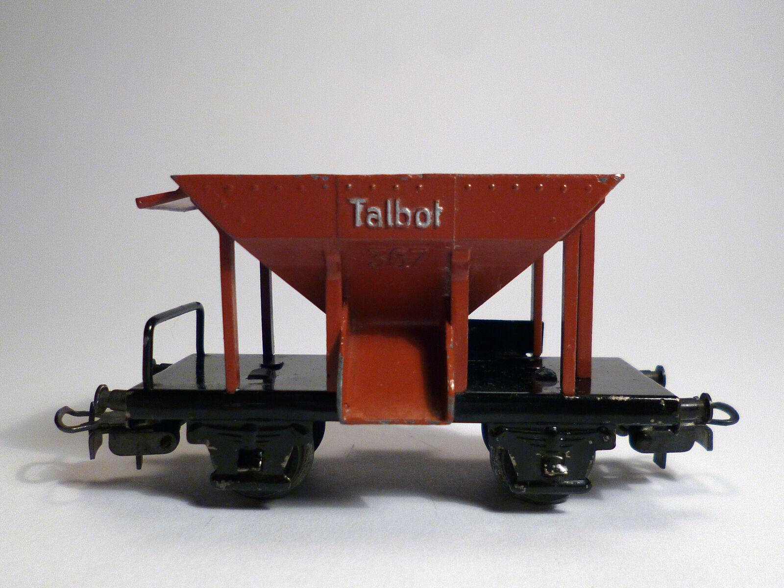 Gravel car Talbot 367 Märklin H0 00 CA 1950