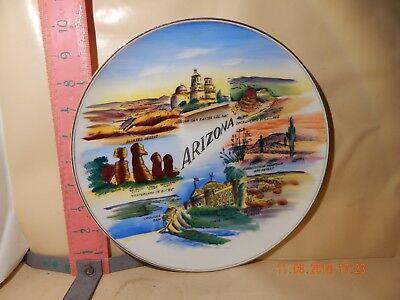 Iowa souvenir state plate vintage 1960s road trip souvenir