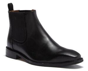 NEW-Bacco-Bucci-Tangier-Chelsea-Men-Leather-Boots-Sz-13