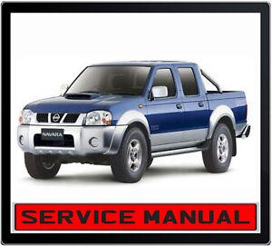 nissan navara d22 1997 2008 service repair manual in dvd ebay rh ebay com au Nissan Quest Repair Manual 1997 Nissan Sentra Repair Manual