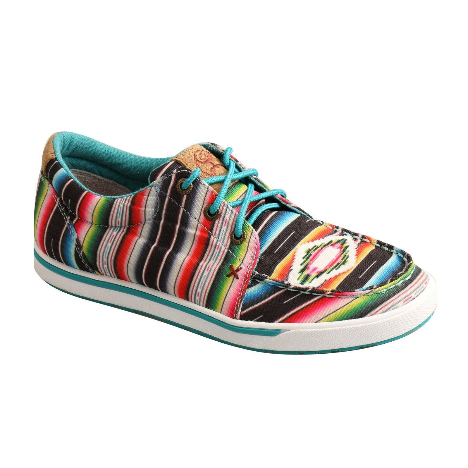 Twisted X Ladies Hooey Loper scarpe WHYC008