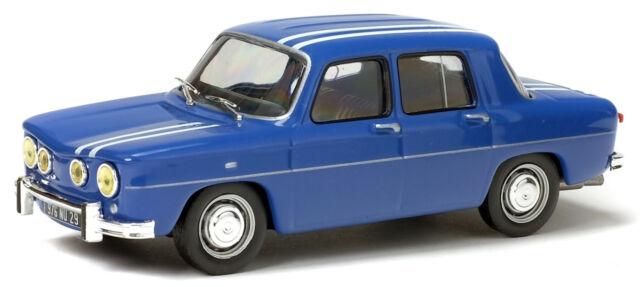 Renault R8 Gordini 1300 Sedán 1965-70 azul azul 1:43 Solido