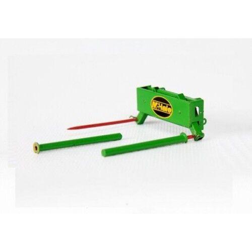 Scratchbuilt McHale Bale Handler 1;32 scale Handbuilt Brass Brass Brass 458a5c