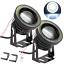COB-2-5-3-3-5-pulgadas-LED-Luz-de-Niebla-Proyector-Angel-Eye-Halo-Anillo-DRL-Bombillas-de-conduccion miniatura 42
