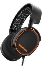 GUT: SteelSeries Arctis 5 Gaming-Headset DTS 7.1 Surround Sound - ohne Zubehör