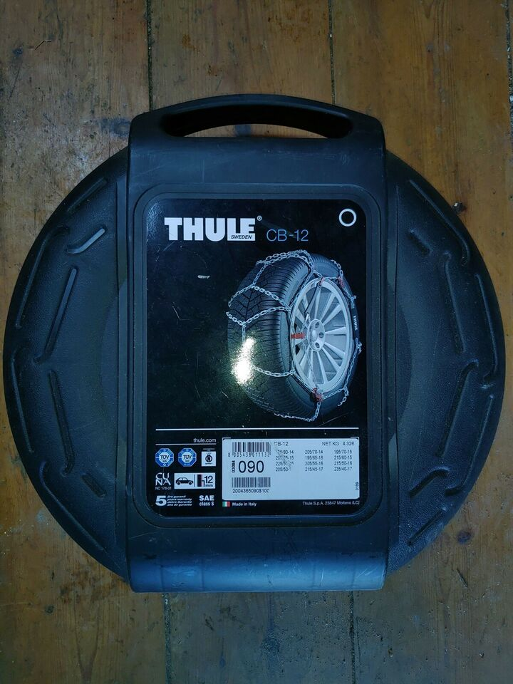 Snekæder, Thule CB-12