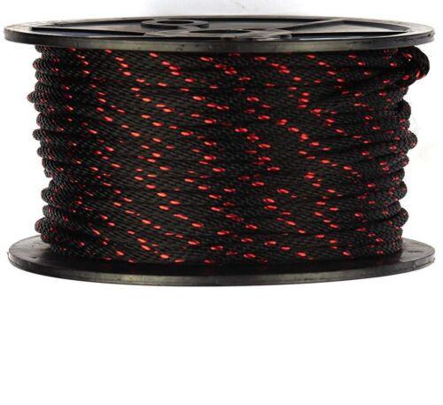 Véritable Briggs /& Stratton Premium Nylon Starter Corde 4.4 mm Coupe à longueur