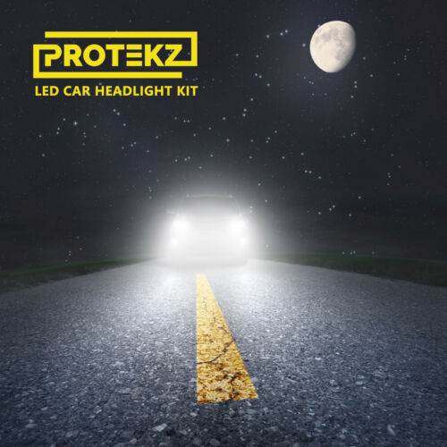 Low Beam H11 LED Headlight Kit Plug/&Play for 2008-2016 Honda ACCORD Coupe